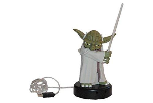 USB Stick Protektor Star Wars - Yoda mit Sound / Stimme und leuchtendem