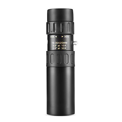 WYJTWWYJ Fernglas Zoom Monokulares, hochwertiges Teleskoptaschen-Optik-Prismenfernrohr ohne Stativ