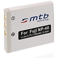 Batterie NP-40 pour FujiFilm Finepix F810, F811, J50, V10Z1, Z2, Z3, Z5fd