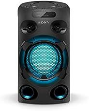 Sony MHC-V02 kompaktowy głośnik High Power Party (One Box Hifi Music System) czarny