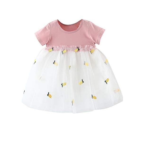 HEETEY - Vestido - para bebé niña 6