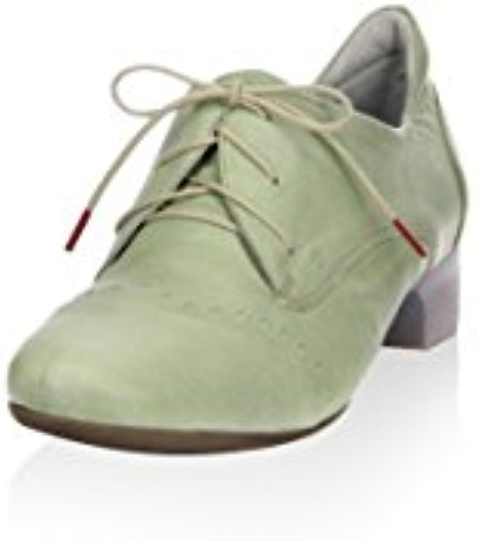 Think Zapatos de Cordones Menta EU 38.5