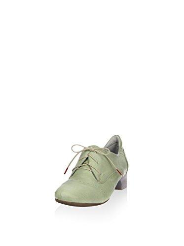 Think Zapatos de Cordones Menta EU 40.5