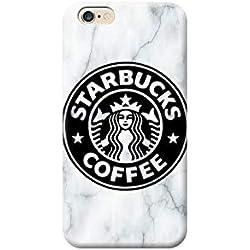 Coque Housse TPU pour Tous Les modèles Apple iphone x 8 7 6 6 5 5s Plus 4 4s 5c Se - AO01 Starbucks Coffee, IPHONE 7
