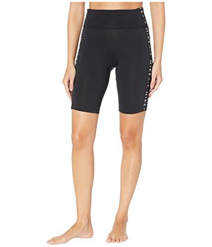 Nike Damen W NSW AIR Bike Sport Shorts, Black, S -