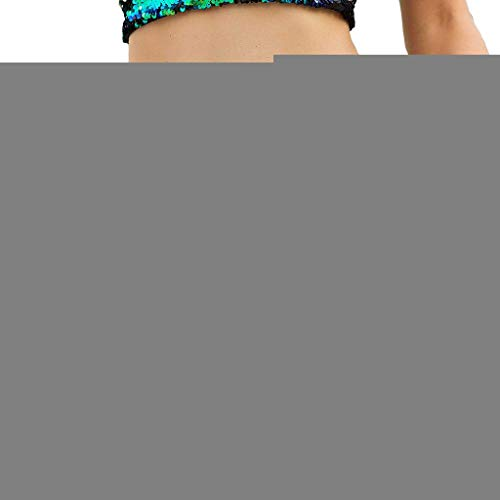 Damen Loch Denim Hose Yogogo Sommer Yoga Leggings Tarnen Jeans Yogahose Kurze Hosen Niedrig Taille Pants Sexy Druck Bleistift 3/4 Laufhose Gym Sport Fitness Workout Leggins Slim Fit Dünne Sporthose - Niedrige Taille Kurze