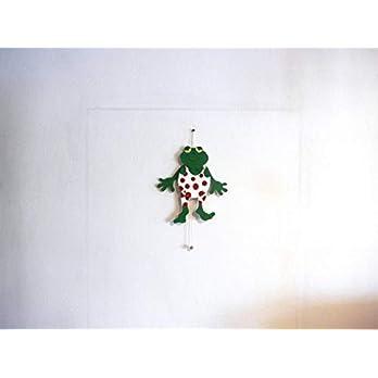 Hampelmann Frosch