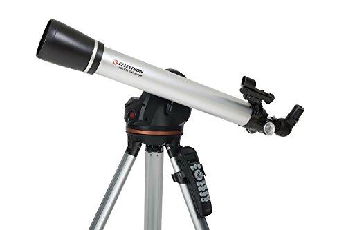 Celestron LCM 60 - Telescopio refractor (60 mm)