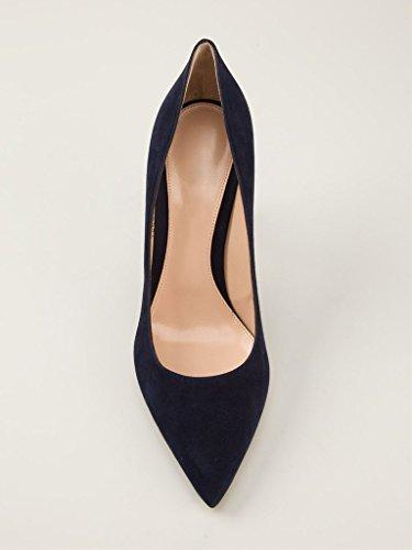 c5937aa270ec32 ... EDEFS - Escarpins Femme - Chaussures à Talons Hauts - Bout Pointu fermé  - Classique Bureau