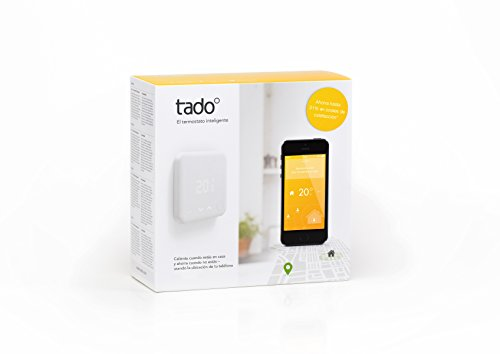 tado° Termostato Inteligente - Kit de Inicio (v2) - control inteligente de...