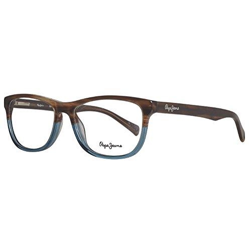Pepe Jeans PJ3081C354 Brillengestelle PJ3081 C3 AVERY Rechteckig Brillengestelle 54, Mehrfarbig