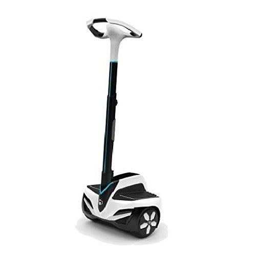 Kategorie <b>E-Scooter mit Griff / Sitz </b> - Inmotion-R1EX Mini-gyropode Blanc