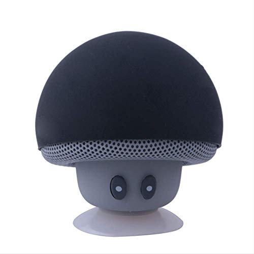 Drahtloser Lautsprecher Cartoon Mushroom Drahtloser Bluetooth Lautsprecher Wasserdichter Sauger Mini Bluetooth Lautsprecher Audio Outdoor Tragbarer - Für Party Die Besten Kinder, Halloween-lieder
