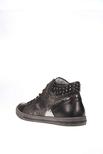 Nero Giardini Damen Sneaker High a616040d-100Sneaker High Schwarz