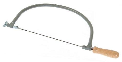 Haromac 07250300 Fliesensägebogen 300 mm, hartmetallbestreuter Sägedraht