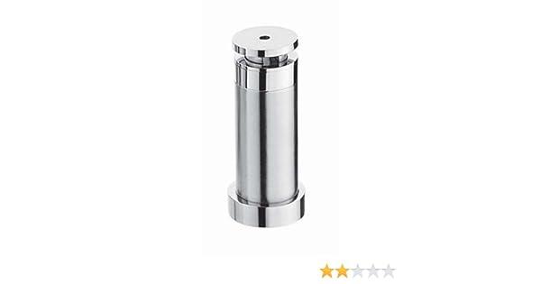 Satin Nickel 100mm Magnetic Door Holder Stop
