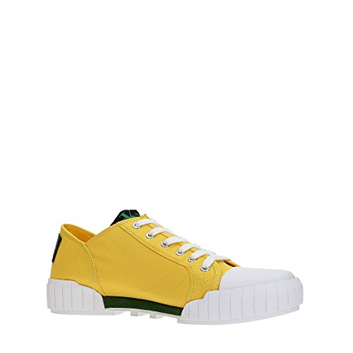 CALVIN KLEIN S0560 Sneakers Homme ACCENT YELLOW