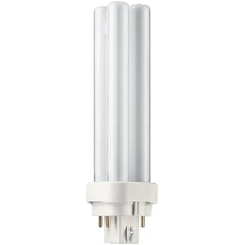 Philips lámpara fluorescente compacta Master PL-C 840 4P G24q-1 coolwhite 13W eficiencia energ.: A
