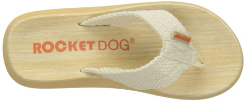 Sunset ROCKET donna Cream DOG Infradito beige vww5RAZq