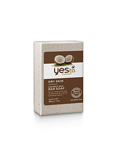 Yes To Coconut Milk Bar Soap (195 g)