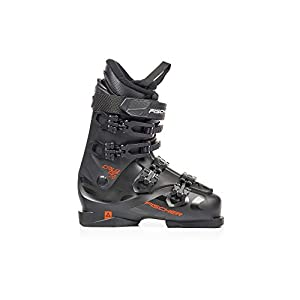 Fischer Cruzar X 9.0 Thermoshape – Black/Yellow – Herren Skischuhe (2019)