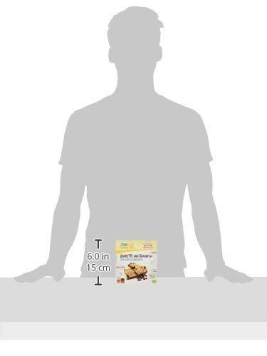 Fior Di Loto Barrette Multigrain con Gocce di Cioccolato, Senza glutine, 7 Confezioni da 130 g 5 spesavip