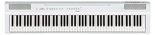 Yamaha p-125wh - Piano Digital, Blanc