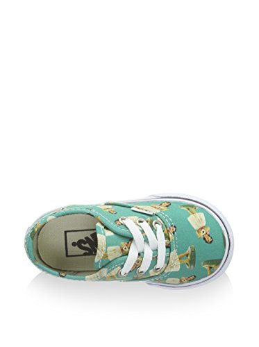 Vans Authentic – Unisex Baby Shoes blue Size: 8