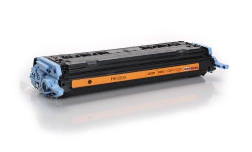 Toner kompatibel zu HP Q6000A schwarz 2500 Seiten kompatibel für HP Color...