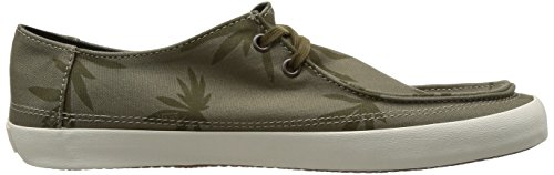 Vans M Rata Vulc, Baskets mode homme Vert (Palm Leaf Stone Gray)