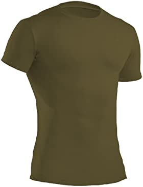 Under Armour Tactical T-Shirt Heat Gear Compression