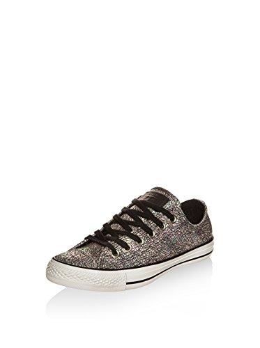 Converse  Chuck Taylor All Star Mono Ox,  Sneaker unisex adulto MULTI|METALLIC