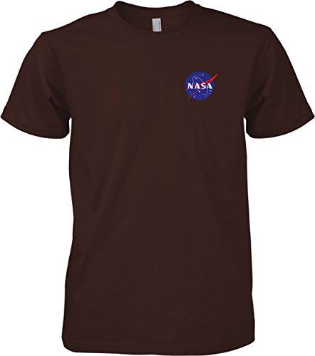nasa-space-exploration-colour-badge-t-shirt-brown-small