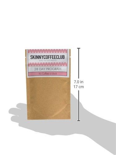 Skinny Coffee Club 28 Days Weight Loss Program