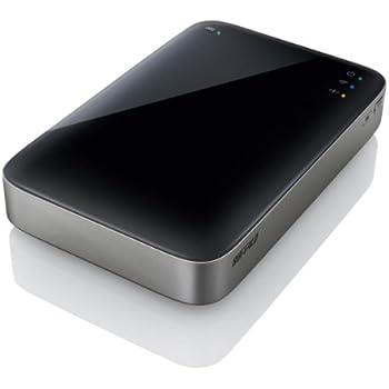 buffalo hdw p500u3 eu ministation air 500gb externe. Black Bedroom Furniture Sets. Home Design Ideas