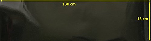 LAV RENOVAUTO Bandeau Pare Soleil Rouge 130 cm