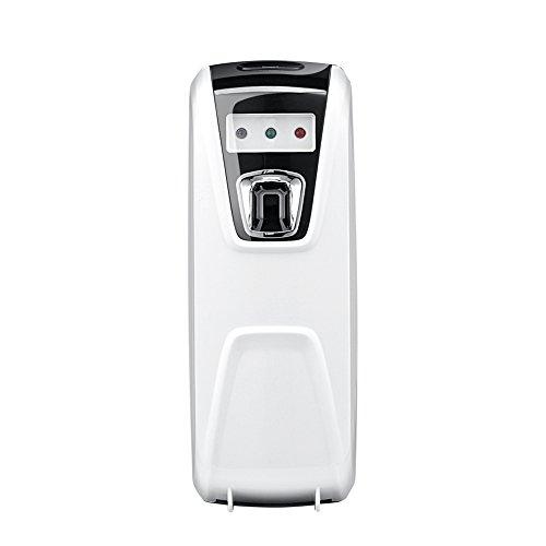 Purificador de aire luz sentido Perfume dispensador automático self-timing fragancia habitación Spray montado en la pared inodoro cuarto de baño ambientador