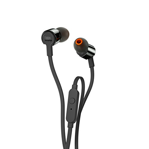 T210 Auricolari In-Ear, Nero
