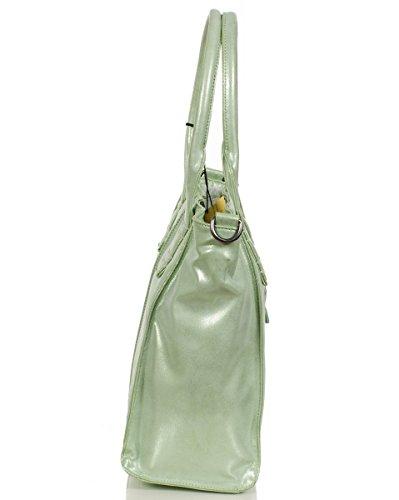 Fritzi aus Preußen Anne Sidney, Borsa tote donna Verde (Grün (Mint))