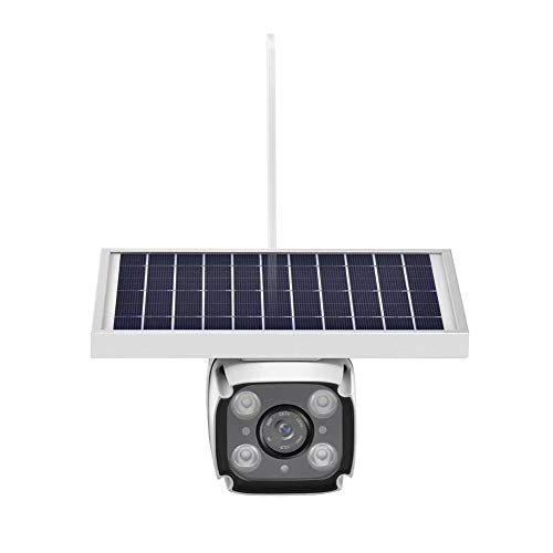 YouN 4G SIM Card Solar Camera 2MP Surveillance IP67 Waterproof Camera (US) Remote Unit-video