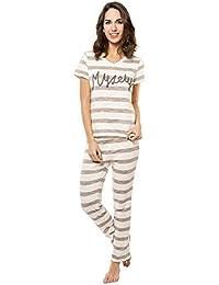 Pijama Rayas Pantalón Largo