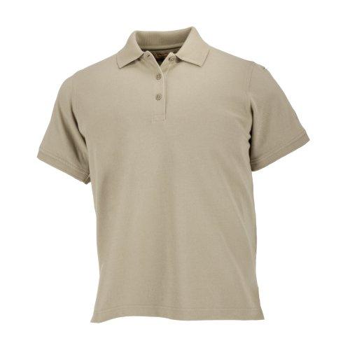 5.11Tactical # 61166Frauen 'S Professional Polo Shirt, damen, Silver Tan (Tan T-shirt Besticktes)