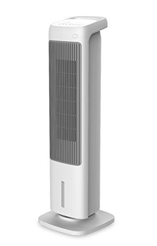 Radialight Omni, ventilatore/raffrescatore evaporativo/termoventilatore/umidificatore a torre