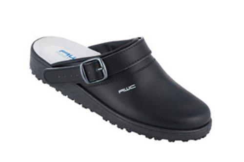 Damen Sandale mit Ristpolster - schwarz - Größe: 39