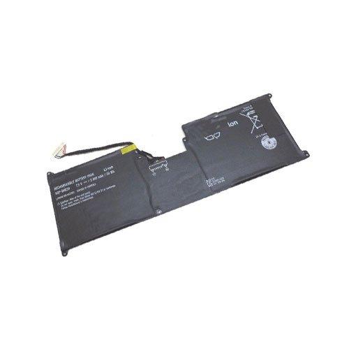 amsahr BPS39-02 Ersatz Batterie für Sony VGP-BPS39, SVT11213CGW, VAIO Tap 11 Tablet, SVT11227CG, SVT11219SCW, SVT11223CGW schwarz (Vaio Tap 11 Sony Tablet)