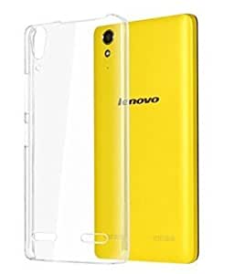 High Quality Soft Silicon Ultra Slim Back case cover for Lenovo A6000