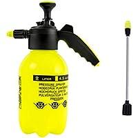 Home Gardening Spray Presión Spray Botella Pot, Regadera pequeña Regadera Flor Presión Sprayer Regadera 2L