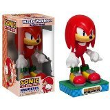 Funko Sonic The Hedgehog Knuckles Wacky Wobbler