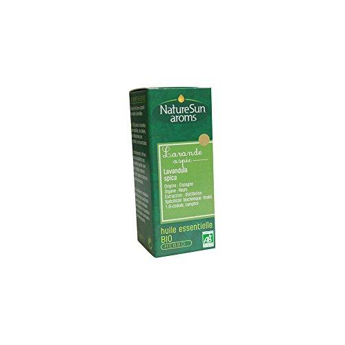 NatureSun aroms - Huile essentielle Lavande Aspic - 10 ml