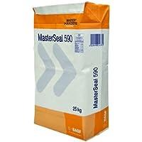 BASF Mortero rápido para piscinas Masterseal 590 5 kg. color gris